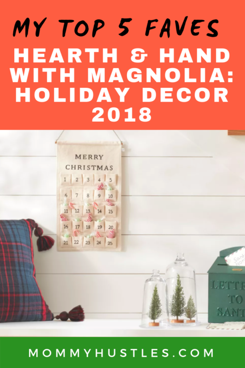 my top 5 picks from the hearth hand with magnolia collection holiday decor 2018. Black Bedroom Furniture Sets. Home Design Ideas